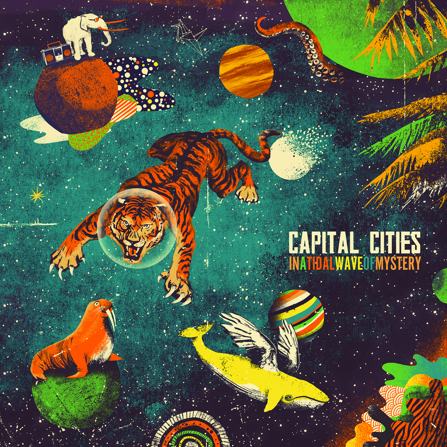 ALBUM REVIEW: Capital Cities – In a Tidal Wave of Mystery ...