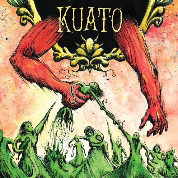 Kuato - The Great Upheaval
