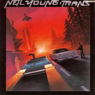 Neil Young - Trans (1982)