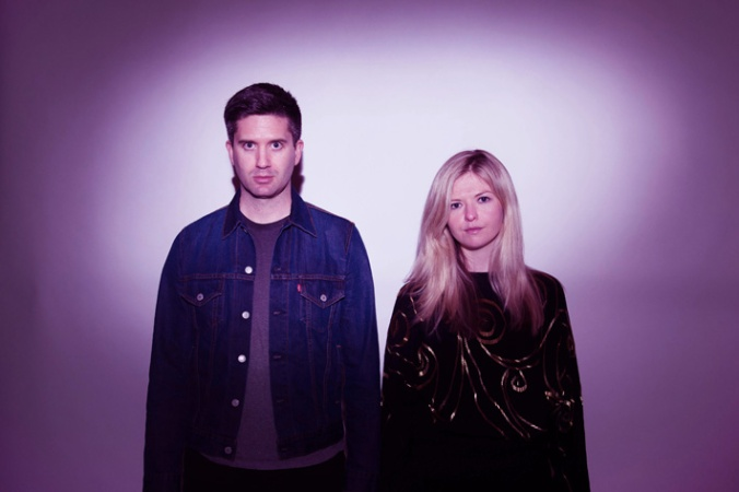 Still Corners: Greg Hughes & Tessa Murray.