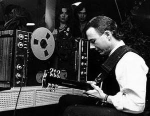 Robert Fripp, 1979.