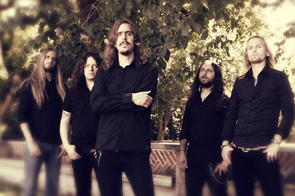Opeth are releasing a new album August 26, 2014.