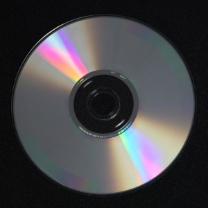 Because a picture of a CD is much more interesting than a picture of Born in the U.S.A.