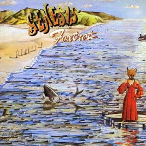 """Supper's Ready"" appears on Genesis' Foxtrot (1972)"