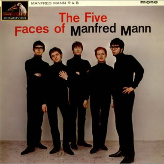 Manfred Mann - The Five Faces of Manfred Mann (1964)