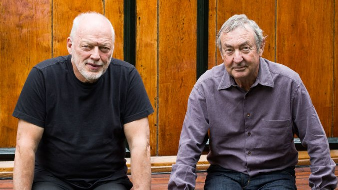 Pink Floyd released their final studio album this month.