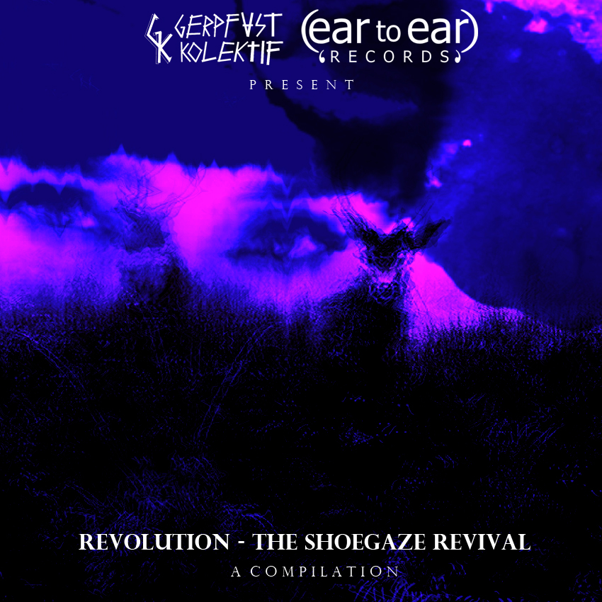 NEW MUSIC: Various Artists – Revolution – The Shoegaze Revival (2015