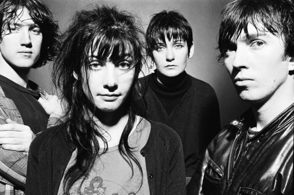 My Bloody Valentine, first wave shoegazers.