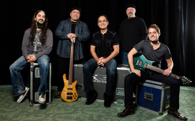 Neal Morse and his band release a new album this month.