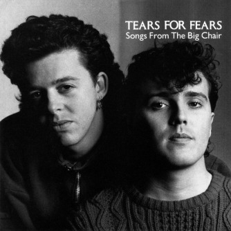 Tears For Fears - Songs from the Big Chair (1985)
