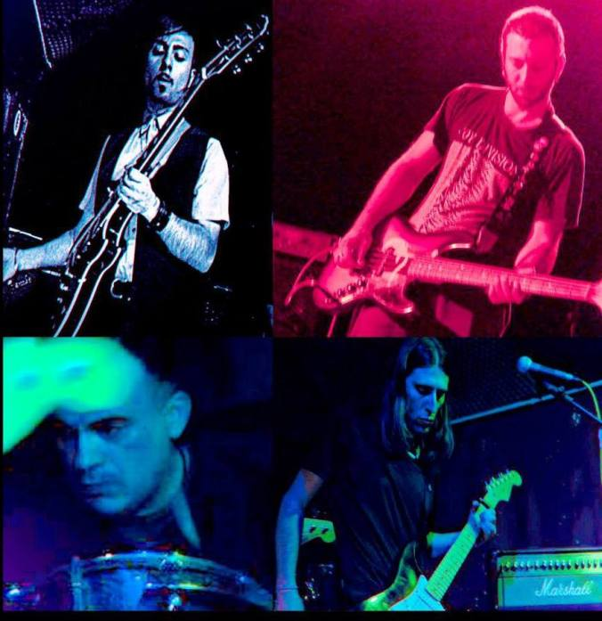 Stella Diana, clockwise from top right: Dario Torre, Roberto Amato, Giacomo,
