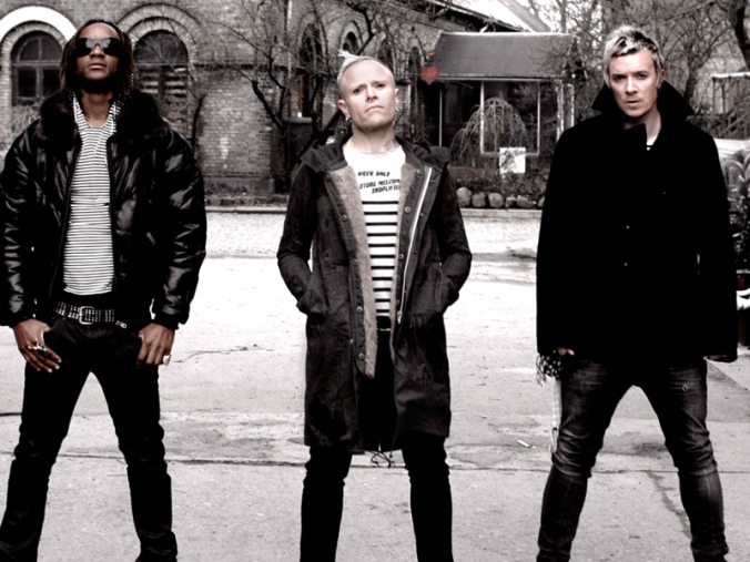 The Prodigy are releasing a new album at the end of this month.