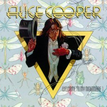 Alice Cooper - Welcome To My Nightmare (1975)